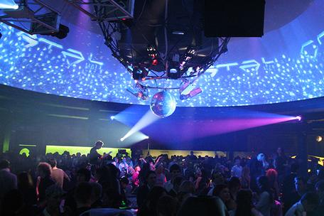 360˚ Panorama at Crystal Hall