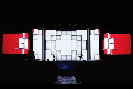 3D Mapping Stage Graphics for lifecell