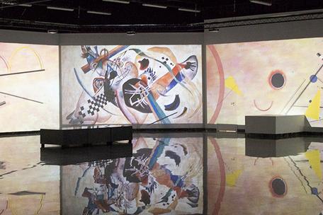 Avant-garde Media Exhibition