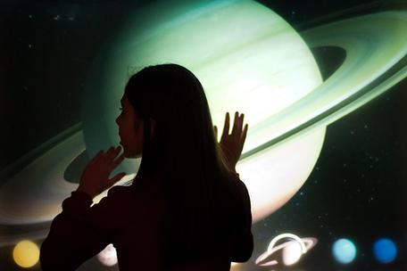 Dome System Integration at Kyiv Planetarium