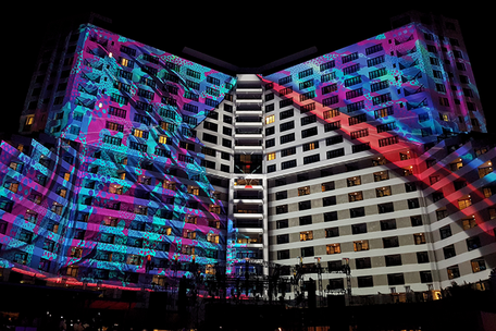 Melody Maker Cancun Hotel Mapping