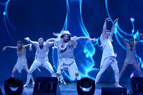 Multimedia Dance at VideoZhara Festival