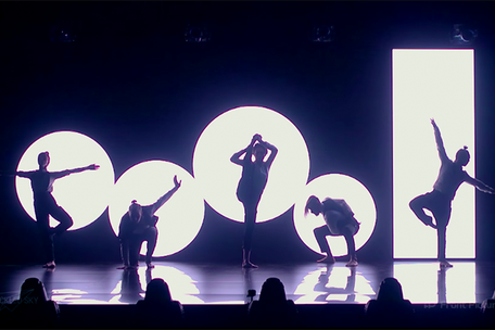 Multimedia Dance for BMW 7 Launch