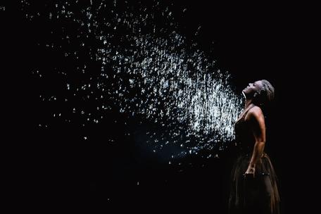 Rain Dance for Pink at BRIT Awards