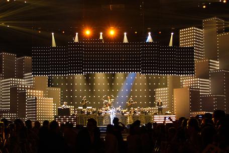 Stage Graphics for MUZ-TV 2013