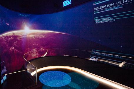 Venus Immersive Attraction at UK's NSC